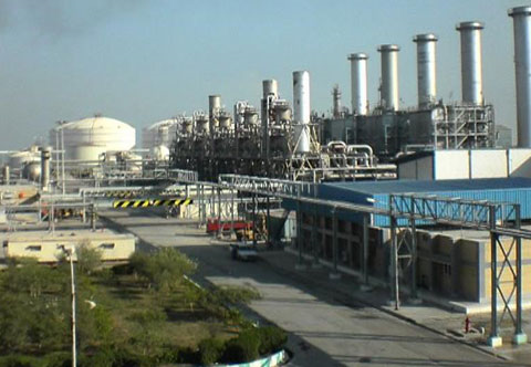 EXPANSION OF OLEFIN PLANT